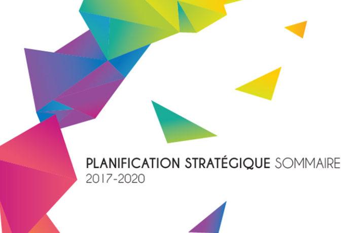 Planification stratégique 2017-2010