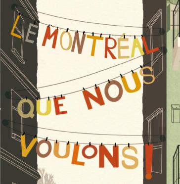 Le Montréal que nous voulons
